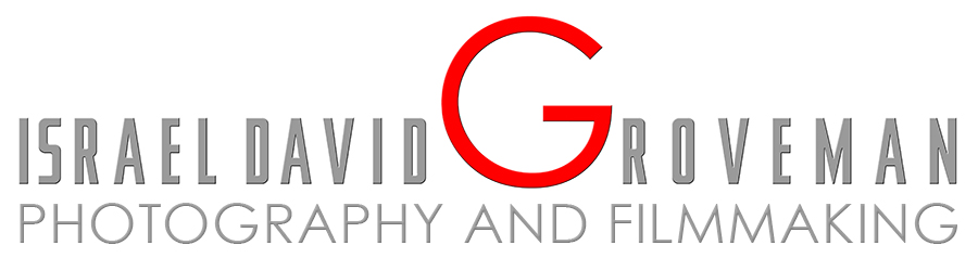 Israel David Groveman | Pro Photo Blog logo